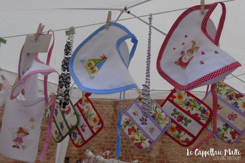 Cucito Ricamo creazioni handmade