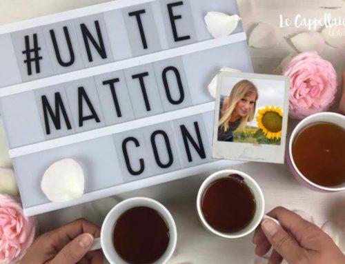 È di nuovo l'ora del tè! – Un tè matto con… Alice nel paese del Quilling