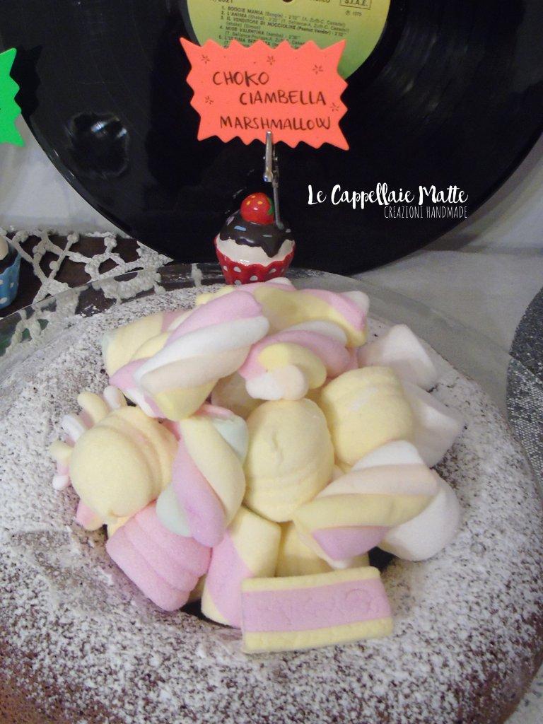 Chokociambella Marshmallow festa anni '80