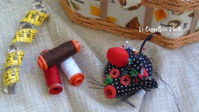 Topini puntaspilli handmade