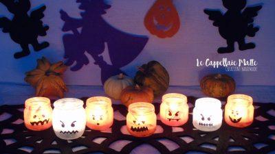 Halloween Lanterne Luminose