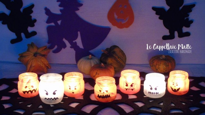 Halloween Lanterne Luminose