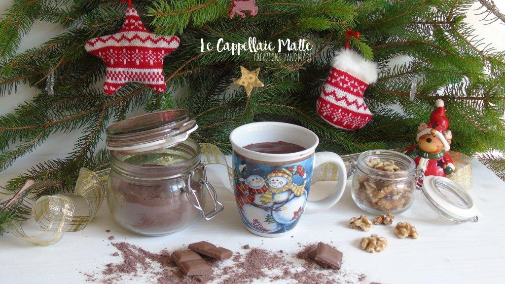 Cioccolata in barattolo - Regali handmade