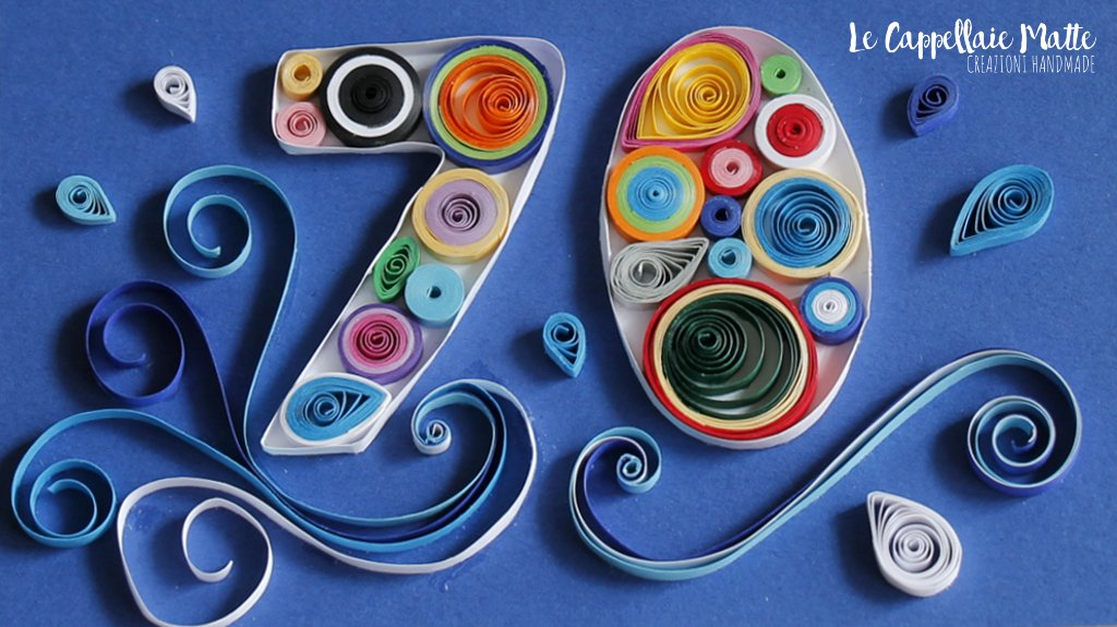 Cardmaking Quilling