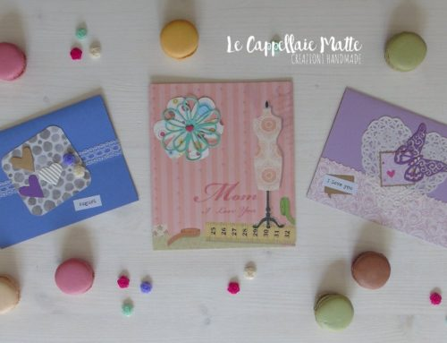 Biglietto Festa della mamma – Cardmaking Inspiration