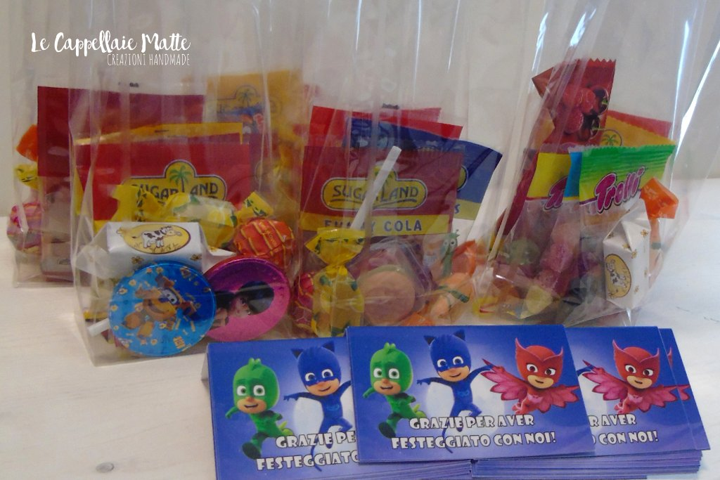 Pj Masks Party Party Favors