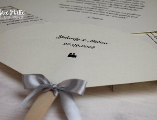 Un romantico matrimonio in grigio!