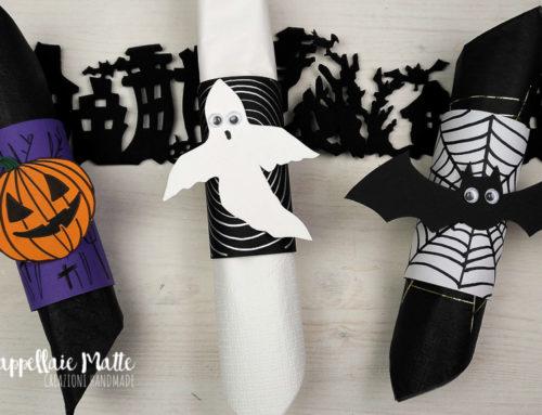 Riciclo creativo e super spaventoso per la notte di Halloween!
