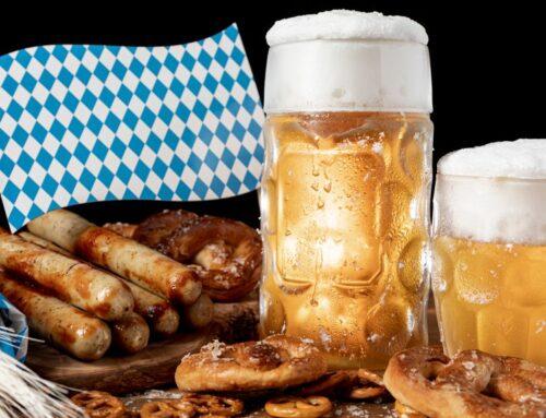 5 passi per organizzare una cena a tema Oktoberfest