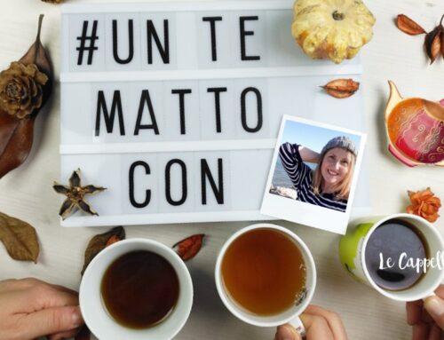 È di nuovo l'ora del tè! – Un tè matto con… Letizia di MaMaglia