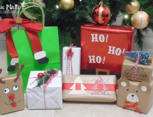 8 idee Matte per incartare i tuoi regali di Natale in modo originale