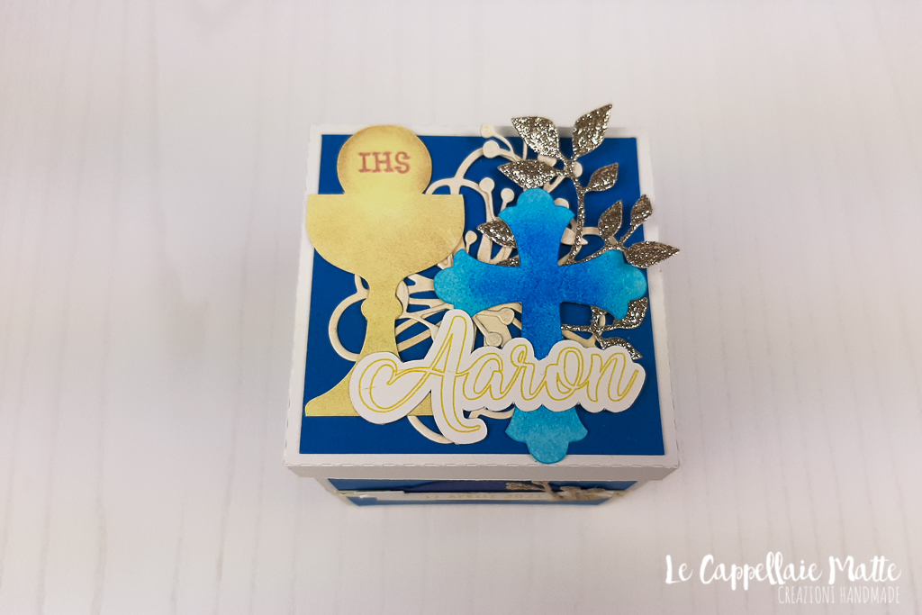 Explosion box – Un'esplosione di auguri!