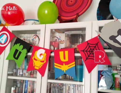 Festa a tema Avengers – Tips per un SUPER allestimento