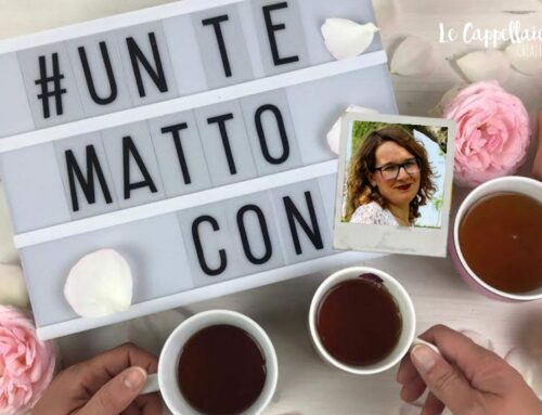 Un tè matto con (#untemattocon) Ireneintheyarn