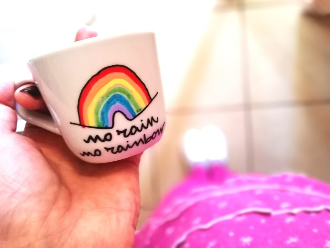Un tè matto con Il Mondo a colori di Cloe