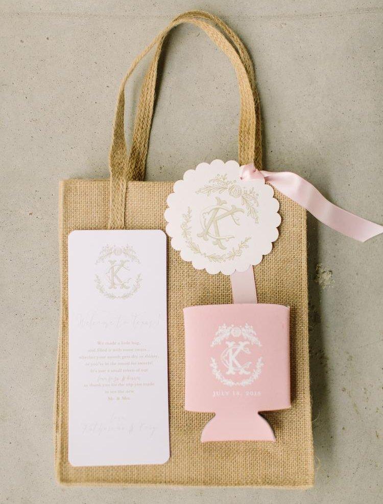 Wedding bag