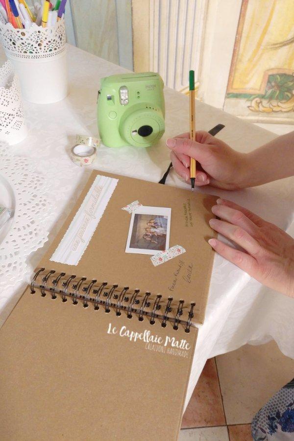 guest book personalizzato