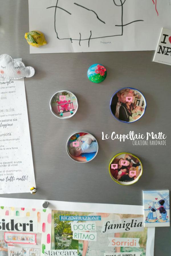 magnete portafoto festa nonni